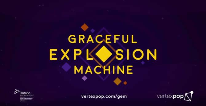 Graceful Explosion Machine – Trophäen Trophies Leitfaden