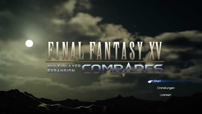 Final Fantasy XV Gefährten: Multiplayer Komplettlösung und Tipps