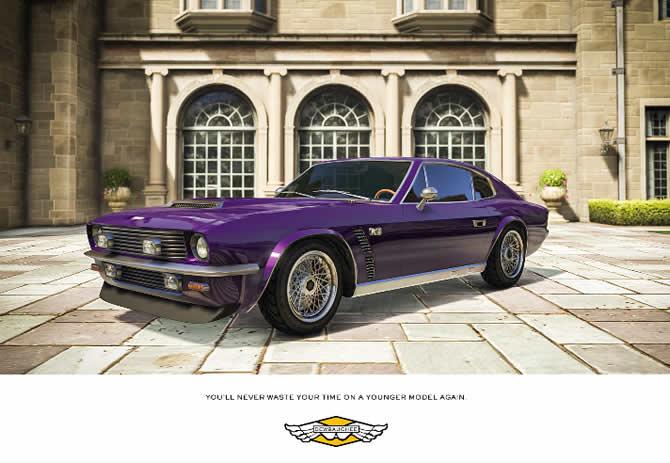 GTA 5 Online: Dewbauchee Rapid GT Classic und Rabatte