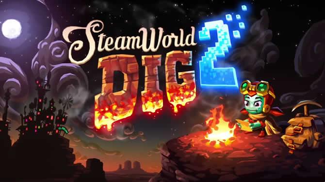 SteamWorld Dig 2 – Trophäen Trophies Leitfaden und Tipps