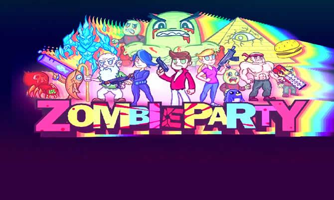 Zombie Party – Erfolge Achievements Leitfaden