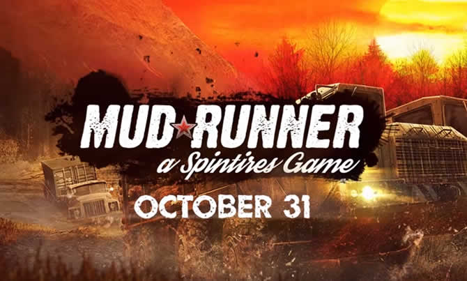 Spintires MudRunner: Trainer +2 Download V11.09.2017