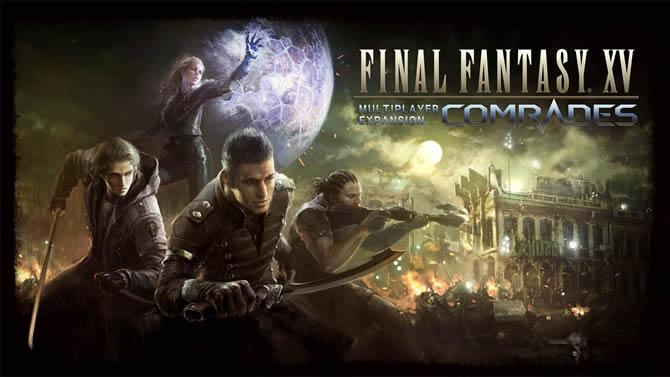 Final Fantasy XV: Gefährten – Neuer Trailer stimmt auf das Add-On ein