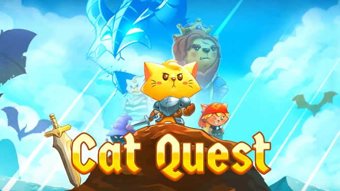 Cat Quest: Trophäen Trophies Leitfaden