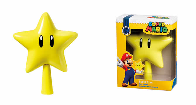 Weihnachtsstern Für Tannenbaum.Super Mario Und Zelda Schmuck Für Den Weihnachtsbaum
