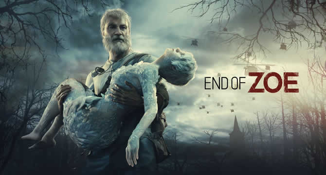 Resident Evil 7 biohazard – End of Zoe Trophäen enthüllt