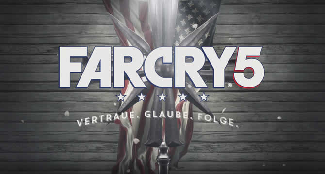 Far Cry 5: Gameplay, Charaktere und Multiplayer im neusten Video