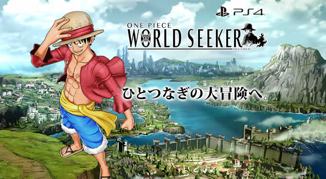One Piece: World Seeker – Erste Infos und Bilder zum Open-World-Spiel