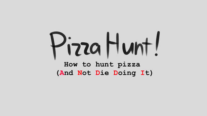 Pizza Hunt! How to hunt pizza – Steam Erfolge Leitfaden