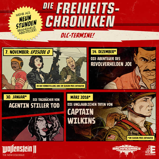 wolfenstein 2 dlc roadmap