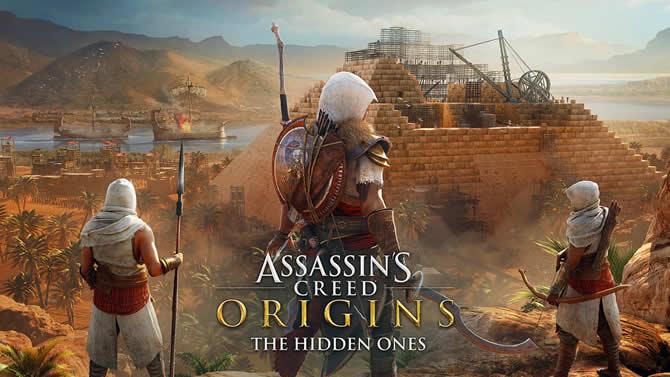 Assassin's Creed Origins: Neue Inhalte im Januar – Level Begrenzung wird erhöht