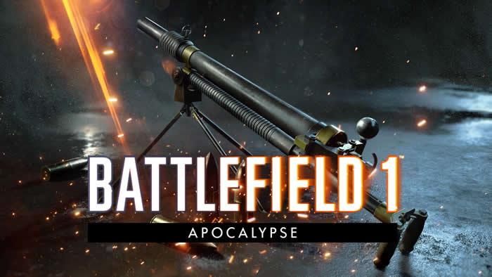Battlefield 1: Apocalypse DLC und neuer Patch erscheinen heute