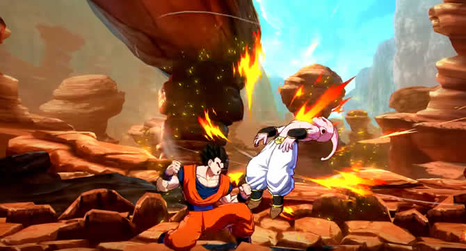 dragonball fighterz beta