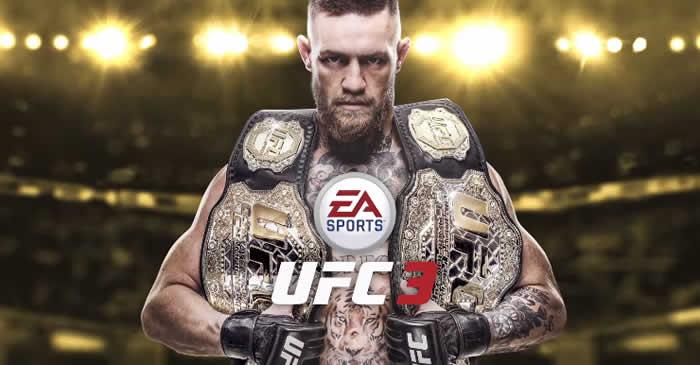 EA Sports UFC 3 Trophies