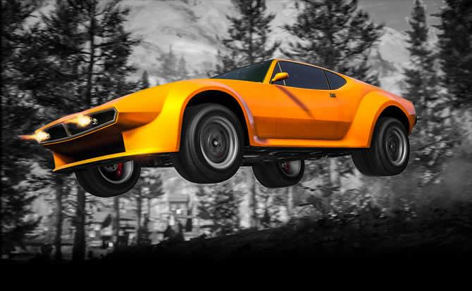 """GTA 5 Online: Neues Auto """"LAMPADATI VISERIS"""" und …"""