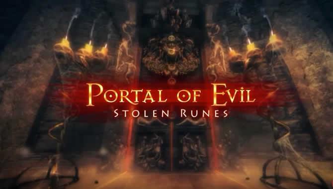 Portal of Evil: Stolen Runes – Trophäen Trophies Leitfaden