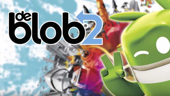 de Blob 2 – Tropheän Trophies Leitfaden
