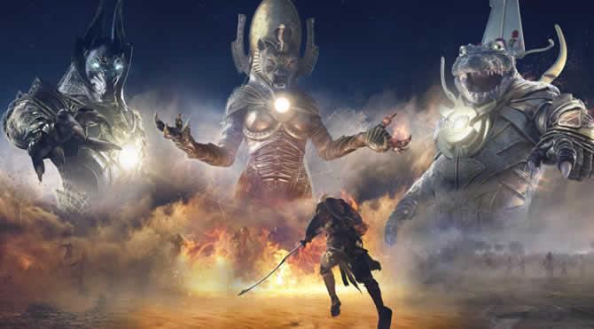 Assassins Creed Origins: Prüfung der Götter mit ne …