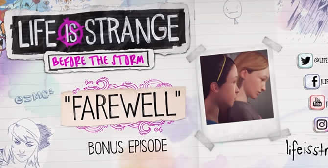 Life is Strange Before the Storm: Graffiti Fundorte – Lebewohl Episode