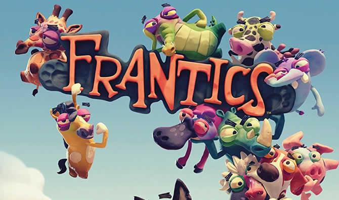 Frantics – Trophäen Trophies Leitfaden