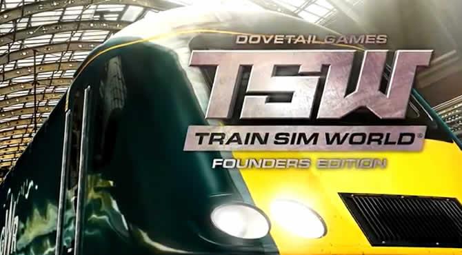 Train Sim World: Founders Edition – Erfolge Achievements Liste