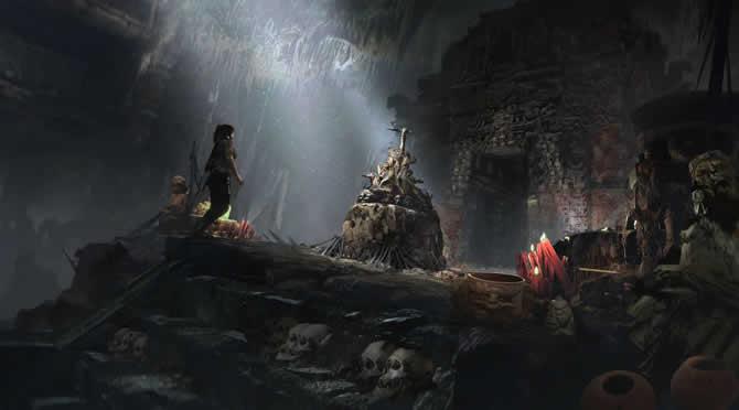 Shadow of the Tomb Raider Bilder
