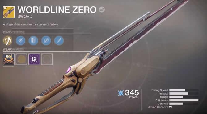 Worldline Zero Destiny 2