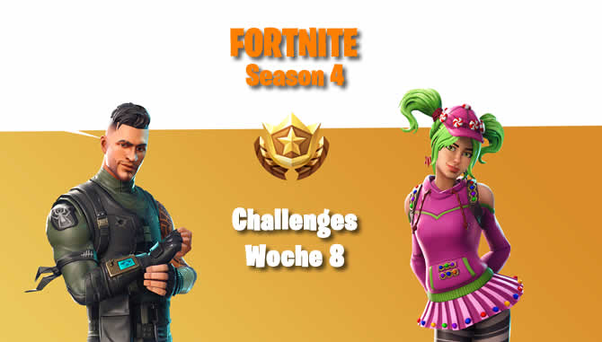Fortnite – Hungrige Zwerge Fundorte in Woche 8 …