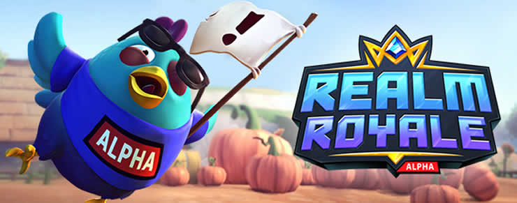 Realm Royale Reittier