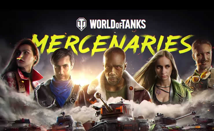World of Tanks: Mercenaries Update veröffentlicht – Update 4.5