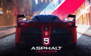 Asphalt 9 Legends Achievements