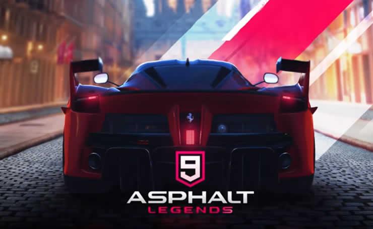 Asphalt 9: Legends – Erfolge Achievements Liste