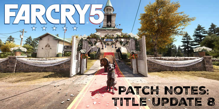 far cry 5 patch 1.08