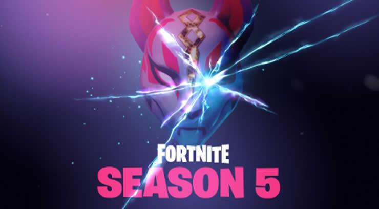 Fortnite: Season 5 Teaser veröffentlicht!