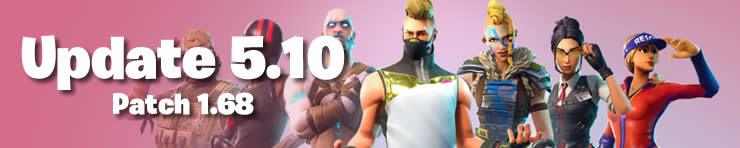 fortnite br patch 1.68