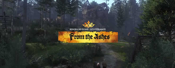 Kingdom Come Deliverance From Ashes DLC