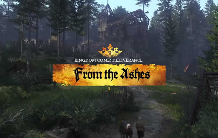 Kingdom Come Deliverance: From the Ashes – DLC veröffentlicht