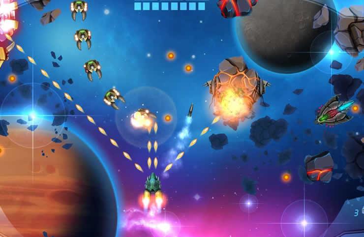 M.A.C.E. Space Shooter – Erfolge Achievements  …