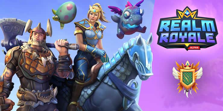 Realm Royale: Primal Awakening Update und Battle Pass