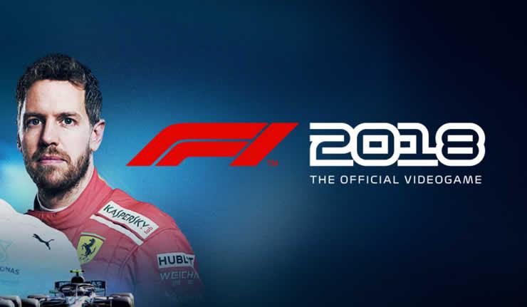 F1 2018: Launch Trailer veröffentlicht