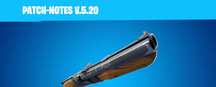 Fortnite Update V5 20 Wurde Veroffentlicht 1 70 Patch Notes Verfugbar