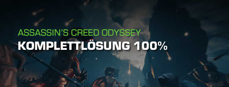 AC Odyssey Komplettlösung