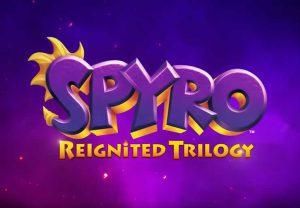 Spyro The Dragon trophies