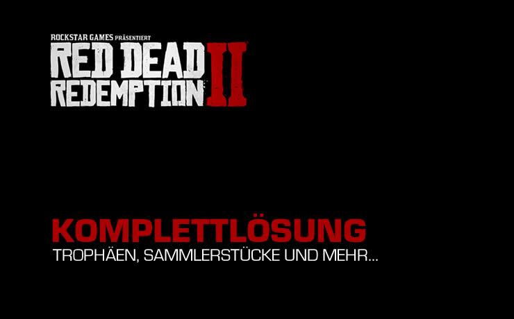 Red Dead Redemption 2 – Komplettlösung und Wiki