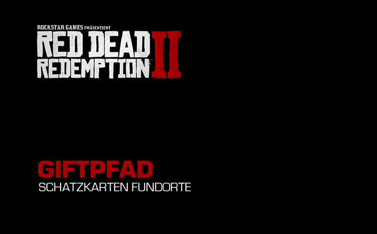 Red Dead Redemption 2: Giftpfadschatz – Schatz …