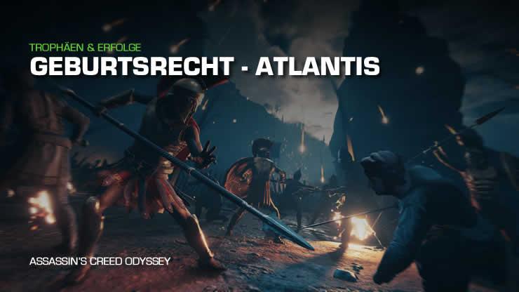 Assassin's Creed Odyssey: Atlantis Fundort &#8 …