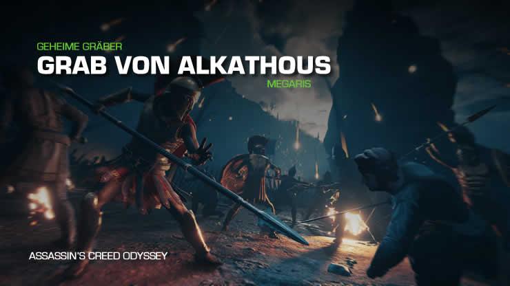 Assassin's Creed Odyssey: Grab von Alkathous & …
