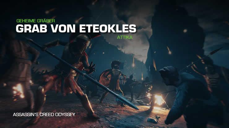 Assassin's Creed Odyssey: Grab von Eteokles &# …
