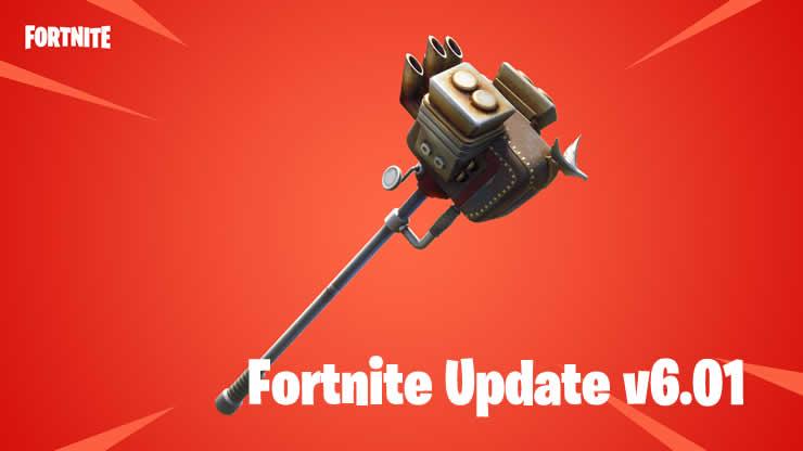Fortnite Update V6 01 Verfugbar Patch Notes 1 82