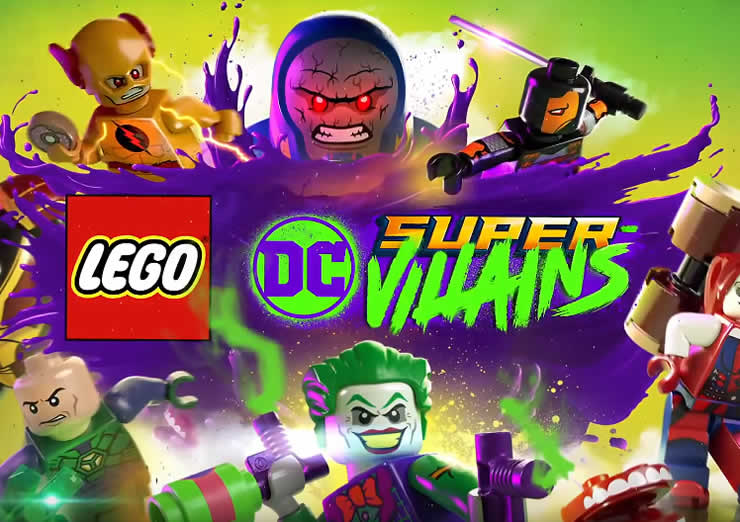 Lego DC Super Villains – Alle Cheat Codes